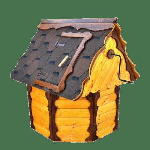 Недорогие домики для колодца в Клинском районе